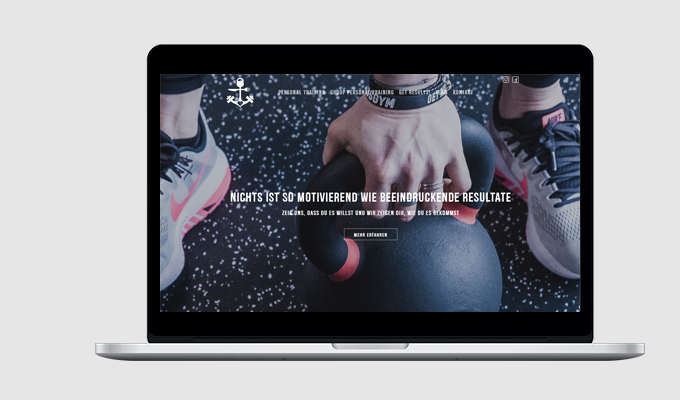 Website Crossgym